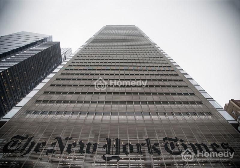 tòa nhà New York Times