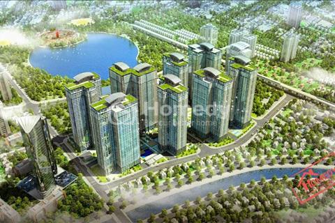 Chính chủ bán căn hộ 95 m2 chung cư 136 Hồ Tùng Mậu tòa 2A. Bàn giao thô, giá 19,5 triệu/m2