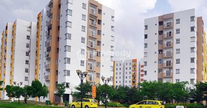 Nhà ở xã hội khu dân cư Mân Thái - Nest Home