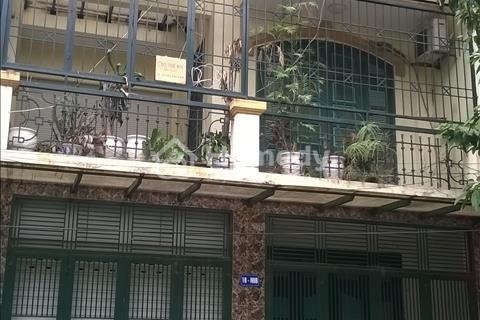 Cho thuê nhà mặt phố Nguyễn Chánh, Phường Trung Hòa, 50 m2 x 5 tầng