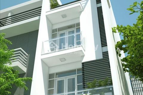 Ngôi nhà đẹp, phù hợp với gia đình nhỏ, tiện việc vừa ở vừa kinh doanh, trước nhà có khoảng sân