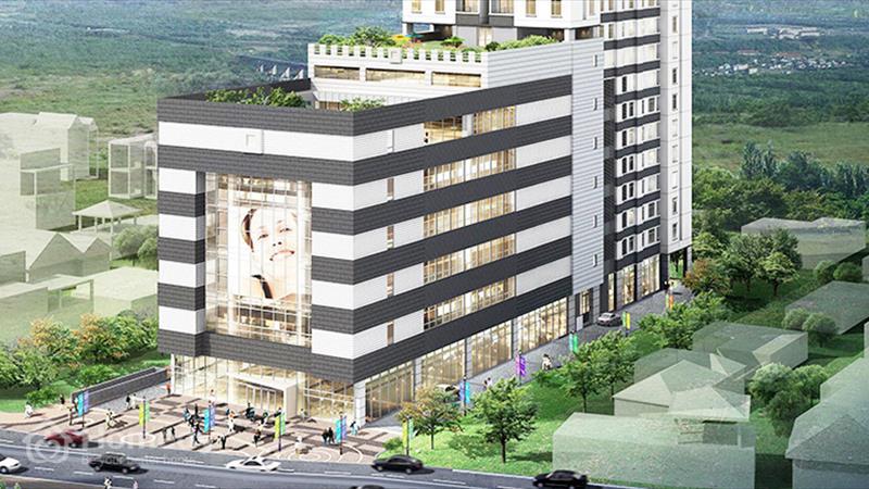 Khu căn hộ Saigon PlazaTower Quận 7 TP Hồ Chí Minh - ảnh giới thiệu