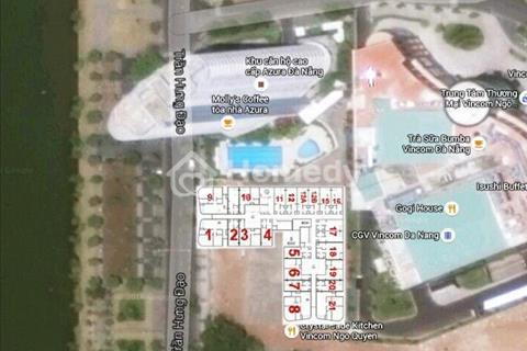 Bán căn hộ dịch vụ khách sạn Vinpearl Condotel Đà Nẵng, 1 PN, 1,9 tỷ