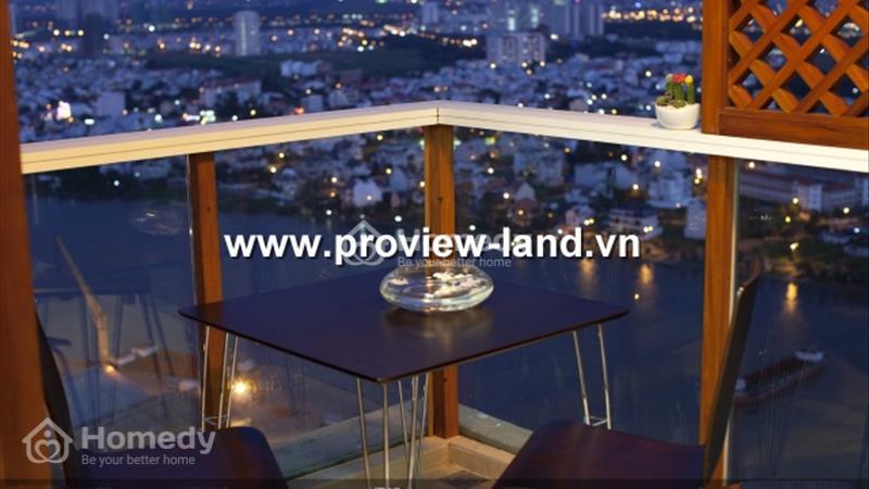 Bán Penthouse tại dự án Saigon Pearl tháp Ruby view Sông Sài Gòn cực đẹp - 6