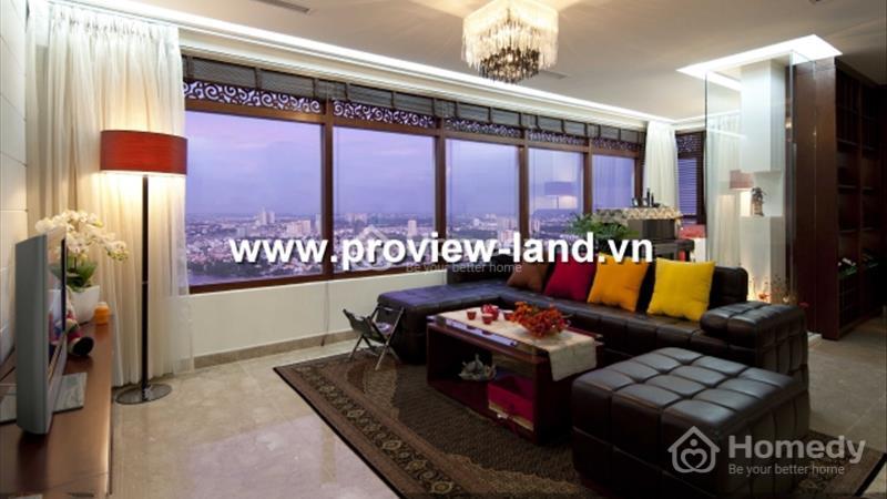Bán Penthouse tại dự án Saigon Pearl tháp Ruby view Sông Sài Gòn cực đẹp - 2