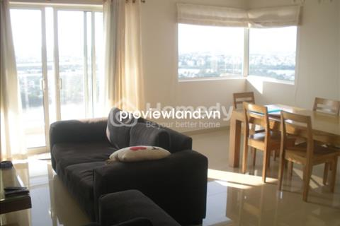 Bán căn hộ  River Garden Quận 2, DT 138 m2, 2 phòng ngủ, 2 ban công view sông thoáng mát giá tốt