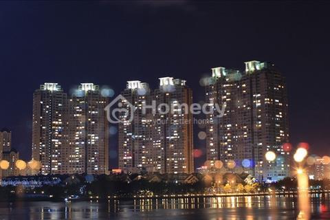 Bán căn Penthouse tại Saigon Pearl tháp Ruby, DT 216 m2 view sông Sài Gòn