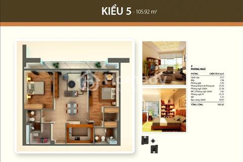 Bán căn hộ Thảo Điền Pearl tầng cao diện tích 105m2 2 phòng ngủ view Thanh Đa tuyệt đẹp
