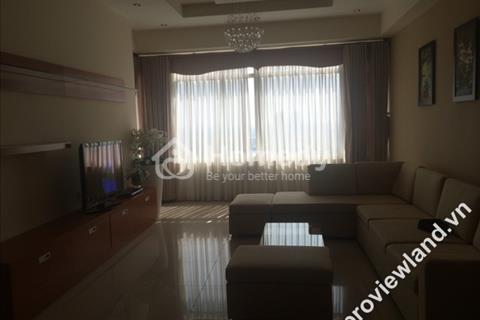 Bán căn hộ Saigon Pearl tầng 25, tòa Ruby 2, DT 122 m2 - 3 phòng ngủ