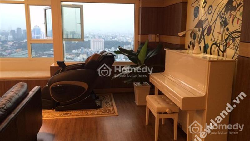 Bán căn Penthouse cao cấp tại dự án Saigon Pearl Quận Bình Thạnh, 4 PN, lộng lẫy - 3