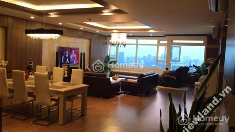 Bán căn Penthouse cao cấp tại dự án Saigon Pearl Quận Bình Thạnh, 4 PN, lộng lẫy - 1