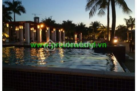 Bán biệt thự Villa Riviera 297m2 khu Compound ven sông Sài Gòn thoáng mát