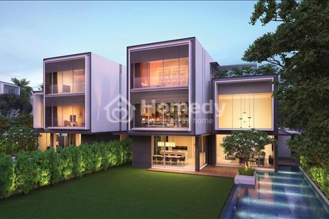 Bán biệt thự sân vườn Holm Thảo Điền 272 - 434 m2 sân vườn rộng thoáng giá tốt