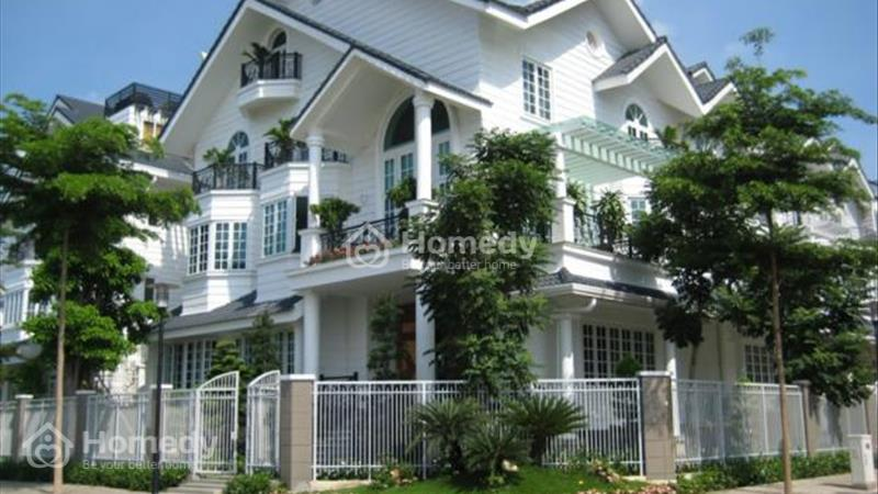 Khu biệt thự Mỹ Phú 1 - phường tân Phú, quận 7, bán giá hot - 2