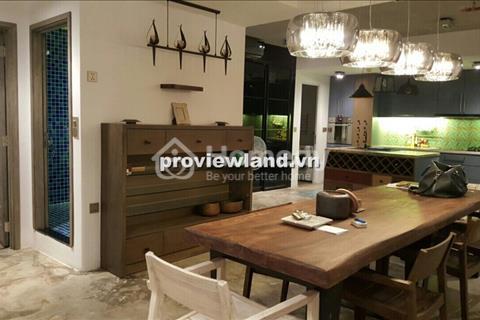 Bán căn hộ Tropic Garden, diện tích 134 m2, 3 PN ban công rộng rãi view đẹp