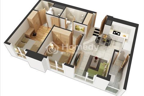 Chỉ 400 triệu sở hữu căn hộ 66 m2 liền kế Phú Mỹ Hưng