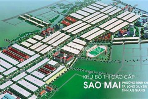 Bán đất tại dự án Sao Mai giá rẻ