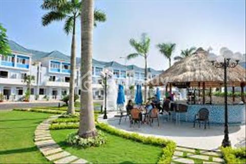 Nhà phố liền kề Melosa Garden - Khang Điền, nơi nghỉ dưỡng cao cấp, Quận 9, giá 2,7 tỷ /căn
