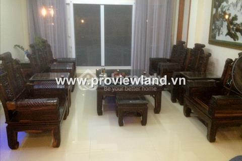 Cho thuê biệt thự cao cấp Saigon Pearl nhà mới hoàn thiện