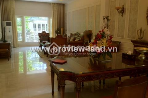 Cần cho thuê gấp biệt thự bờ sông Sài Gòn Villas Saigon Pearl