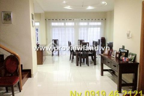 Cho thuê biệt thự/villa phong cảnh cực đẹp giá 3500 USD tại Saigon Pearl