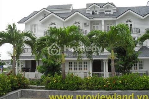 Cho thuê biệt thự cao cấp Saigon Pearl mới xây giá hấp dẫn