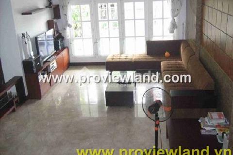 Cho thuê biệt thự đẹp cao cấp Saigon Pearl Quận Bình Thạnh