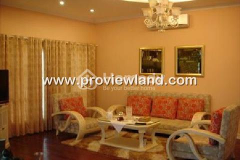 Cho thuê Villa Saigon Pearl – Biệt thự đẹp giá rẻ