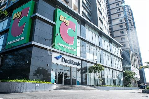 CH Docklands, TT 30% nhận nhà ở ngay nội thất cao cấp, chiết khấu 8%, sổ hồng trao tay