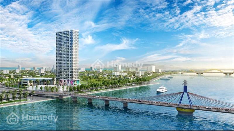 Bán căn hộ dịch vụ khách sạn cho thuê Vinpearl Condotel Đà Nẵng hợp đồng thuê 50 năm - 1