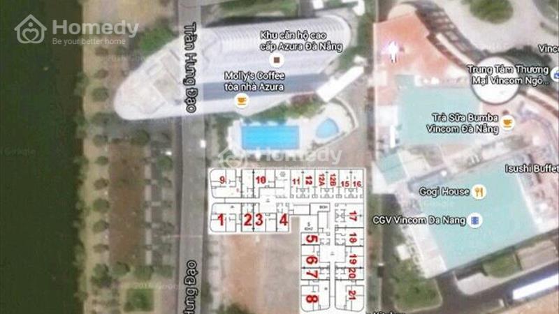 Bán căn hộ dịch vụ khách sạn cho thuê Vinpearl Condotel Đà Nẵng hợp đồng thuê 50 năm - 3