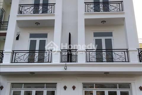 Nhà bán hẻm 19X9 Huỳnh Tấn Phát, Nhà Bè, DT: 4,6x12 m, 1 trệt/2 lầu