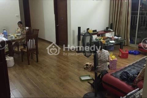 Cho thuê chung cư CT1 Trung Văn 110m2, 3PN, đủ đồ ban công Đông Nam, thoáng mát giá 7,5 triệu/tháng