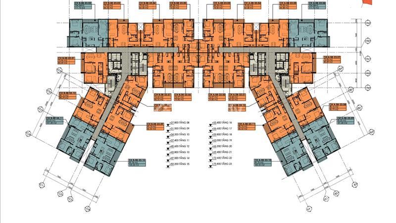 Bán xuất nội bộ căn góc 2 mặt tiền cực đẹp tại Everich Infinity - 2