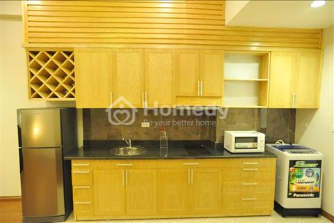 Cho thuê căn hộ Lancaster Núi Trúc, diện tích 46 m2, đủ đồ