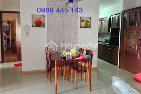 Cho thuê căn hộ Đất Phương Nam: 3 PN, đủ nội thất, giá 15 triệu