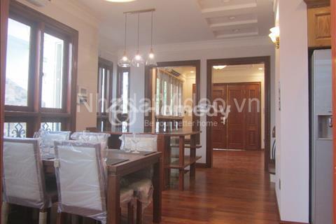 Cho thuê căn hộ F4 Trung Kính, 93 m2, đủ nội thất xịn