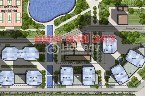 Bán căn hộ chung cư NO1T2 Ngoại Giao Đoàn, diện tích 130 m2, giá 24 triệu/m2