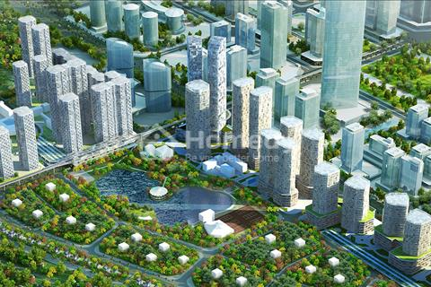 Bán căn hộ tòa NO3T2 Taseco Ngoại Giao Đoàn, diện tích 86 m2, giá 28,5 triệu/m2