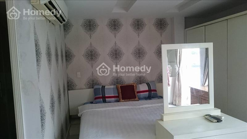 Cho thuê căn hộ dịch vụ Mini cao cấp, Full nội thất, Q.7, giá 7,5 triệu, tặng 1 tháng tiền nhà - 1
