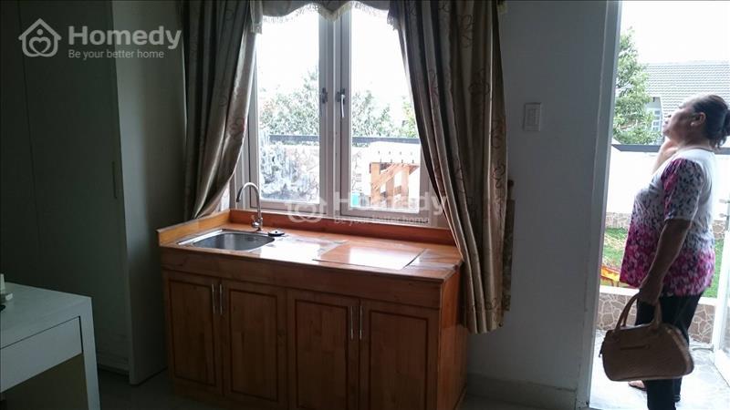 Cho thuê căn hộ dịch vụ Mini cao cấp, Full nội thất, Q.7, giá 7,5 triệu, tặng 1 tháng tiền nhà - 5