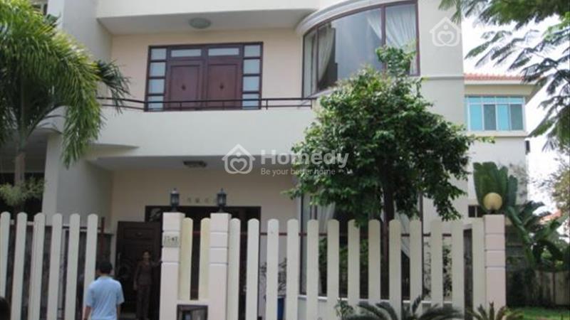 Cho thuê nguyên căn nhà phố Hưng Gia Hưng Phước đường lớn giá 1500 USD/th - 1