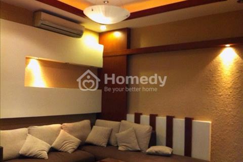 Cho thuê căn hộ 71 Nguyễn Chí Thanh 75 m2, nhà nội thất đầy đủ chỉ vào ở, giá thuê 12 triệu/ tháng