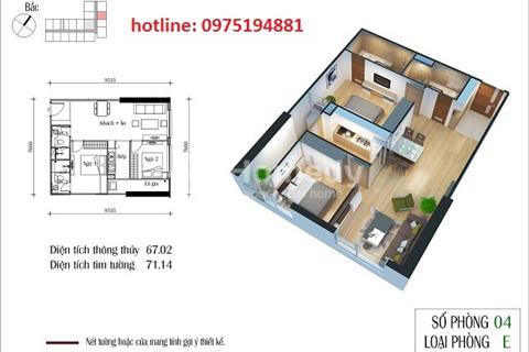 Cần tiền bán gấp căn 11 tòa CT4 căn hộ Eco Green City – Nguyễn Xiển