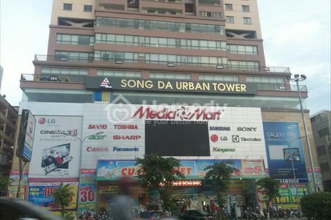 Cho thuê chung cư Sông Đà Hà Đông, 154 m2, nội thất cơ bản. Giá 10 triệu/ tháng