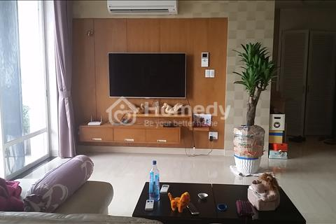 Cho thuê căn hộ cao cấp 2 phòng ngủ chung cư Horizon, 122m2, đầy đủ nội thất.