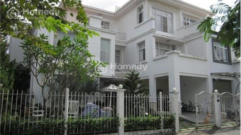 Khu biệt thự Mỹ Gia - Phường Tân Phú, Quận 7, TP.HCM bán giá Hot - 1