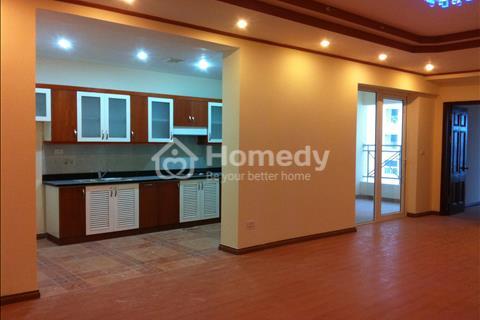Cho thuê căn hộ Hei Tower 150 m2, 3 phòng ngủ, đủ đồ