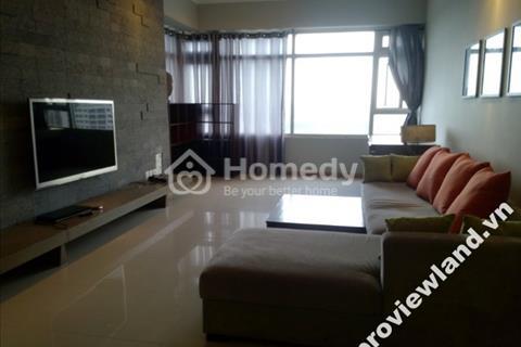 Cho thuê căn hộ 140 m2 - 3 phòng ngủ Saigon Pearl tòa Topaz 2