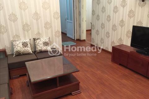 Cho thuê căn hộ F4 Trung Kính, 90 m2, đủ đồ
